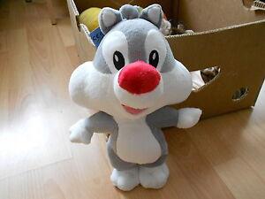 Silvester-Plueschtier-Sylvester-Baby-Looney-Tunes-Kuscheltier-Plueschfigur-NEU