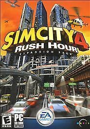 SimCity 4: Rush Hour (PC, 2003)