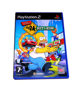 The Simpsons: Hit & Run for Sony PlaySta...