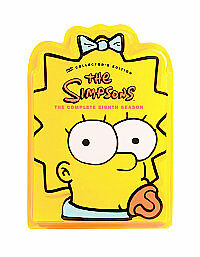 The Simpsons - Series 8 - Complete (DVD,...