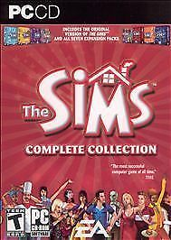 Sims: Complete Collection (PC, 2005)