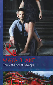 The Art of Revenge Sinful por Maya Blake ...