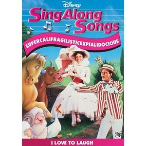 Sing Along Songs: Supercalifragilisticex...