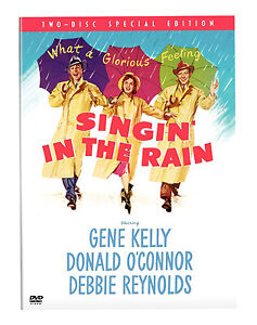 Singin' in the Rain (DVD, 2002, 2-Disc S...