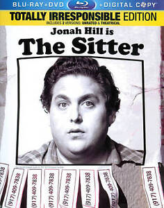 The Sitter (Blu-ray/DVD, 2012, 2-Disc Se...