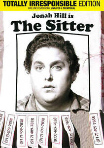 The Sitter (DVD, 2012, Rated/Unrated)