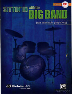 Sittin-In-with-the-Big-Band-Drums-Jazz-Ensemble-Play-Along-Drumming-Book-and-CD