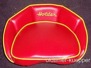 sitzkissen holder schlepper b10 b12 a10 a12 traktor ebay. Black Bedroom Furniture Sets. Home Design Ideas