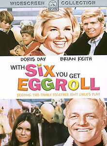 With Six You Get Eggroll (DVD, 2005, Wid...