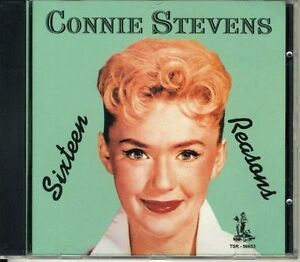 Sixteen Reasons by Connie Stevens (CD, 1...