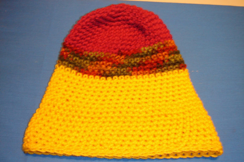 How to Crochet a Ski Hat | eHow.com