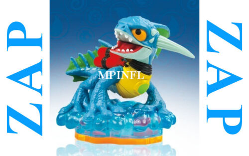 Skylanders Giants ZAP loose NEW figure & unused code PS3 3DS Wii Xbox 360 in Toys & Hobbies, Action Figures, TV, Movie & Video Games | eBay