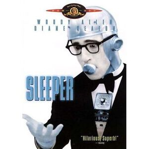 Sleeper (DVD, 2000)