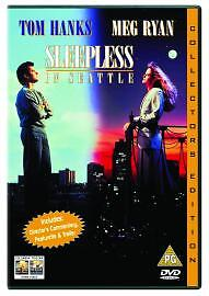 Sleepless In Seattle (DVD, 2000)