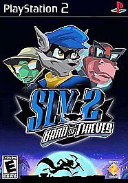 Sly 2: Band of Thieves  (Sony PlayStatio...