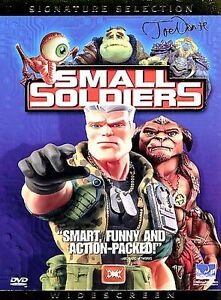 Small Soldiers (DVD, 1998, Signature Sel...