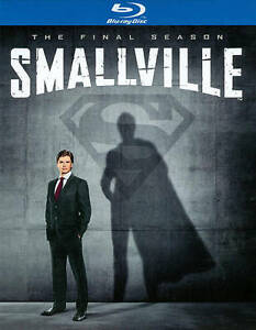 Smallville: Season 10 (Blu-ray Disc, 201...