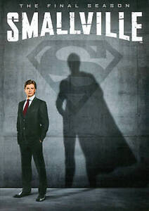 Smallville: Season 10 (DVD, 2011, 6-Disc...
