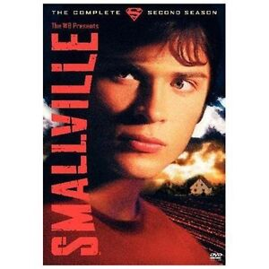 Smallville - Season 2 (DVD, 2004, 6-Disc...