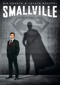 Smallville-Staffel-Season-10-NEU-OVP-DVD-Box