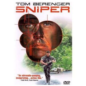 Sniper (DVD, 1998, Closed Caption)