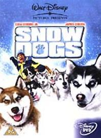 Snow-Dogs-Dvd-Pal-Region-2-R2-Comedy-Cuba-Gooding-Jr-Michael-bolton