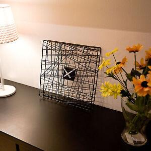 sobuy moderne design uhr k chenuhr tischuhr wanduhr kineruhr euh91 92 ebay. Black Bedroom Furniture Sets. Home Design Ideas