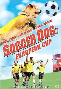 Soccer Dog 2: European Cup (DVD, 2004)
