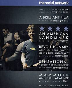 The Social Network (Blu-ray Disc, 2011, ...