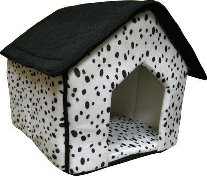 Soft Collapsible Indoor Pet Dog Cat Bed House Furniture