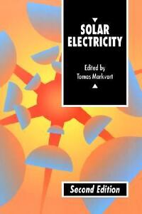 Solar Electricity 6 (2000, Hardcover, Re...