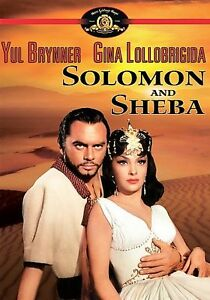 Solomon and Sheba (DVD, 2008)
