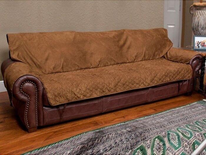 Solvit Full Coverage Pet Dog Cat Furniture Sofa Couch