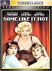 Some Like It Hot (DVD, 2001, Special Edi...