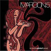 Songs About Jane by Maroon 5 (CD, Jun-20...