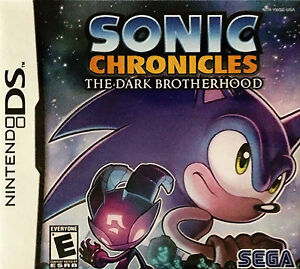 Sonic Chronicles: The Dark Brotherhood  ...