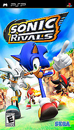 Sonic Rivals  (PlayStation Portable, 200...