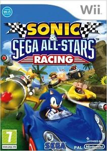 Sonic & Sega All Stars Racing for Ninten...