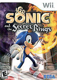Sonic and the Secret Rings  (Nintendo Wi...