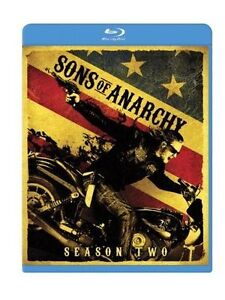 Sons of Anarchy: Season Two (Blu-ray Dis...