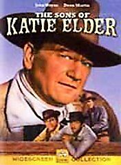 The Sons of Katie Elder (DVD, 2001, Chec...
