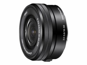 Sony 16 mm - 50 mm f/3.5-5.6 for Sony