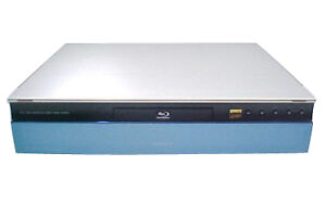 Sony BDP-S1 Blu-Ray Player