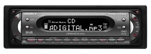Sony-CDX-DAB-6650-Car-Stereo-CD-MP3-AM-FM-NO-DAB-DIN-B034-Y3E-L1N