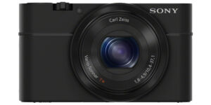 Sony Cyber-Shot DSC-RX100 20,2 MP Digita...
