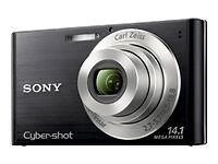 Sony Cyber-Shot DSC-W320 14.1 MP Digital...
