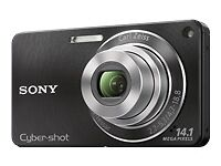 Sony Cyber-Shot DSC-W350 14,1 MP Digital...