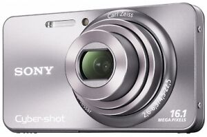 Sony Cyber-Shot DSC-W570 16.1 MP Digital...