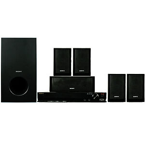 Sony DAV-DZ175 5.1 Channel Home Theater ...