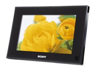 "Sony DPF-D70 7"" Digital Picture Frame in Cameras & Photo, Digital Photo Frames | eBay"